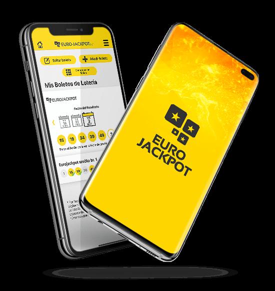 Euro Jackpot App